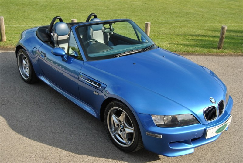 used BMW M Roadster S50 Z3M Roadster in west-sussex-surrey