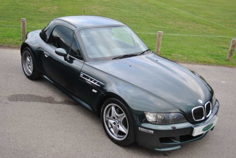 used BMW M Roadster S54 in west-sussex-surrey