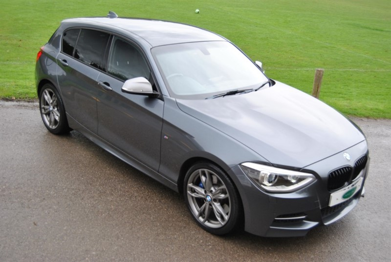 used BMW M135i 2015 Model - Pro Nav / Harman Kardon in west-sussex-surrey
