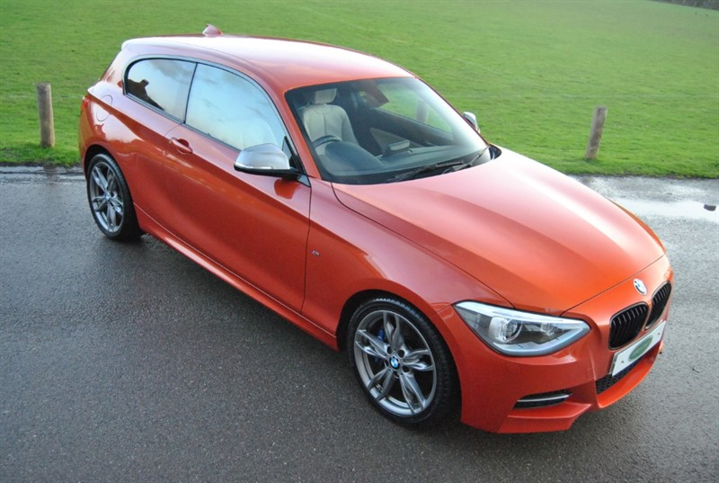 used BMW M135i  in west-sussex-surrey