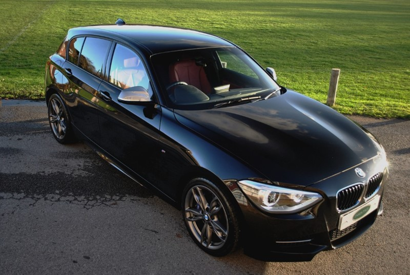 used BMW M135i Adaptive Chassis - Pro Nav in west-sussex-surrey