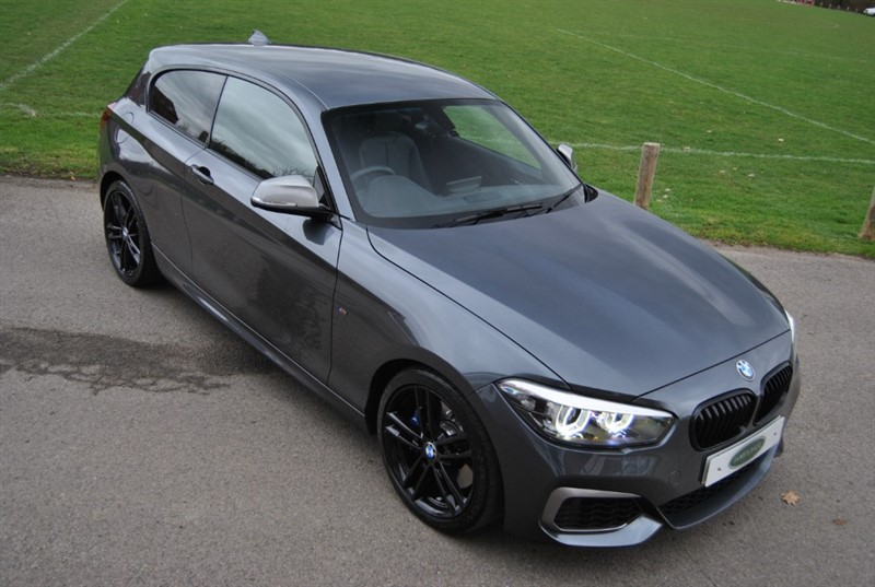 used BMW M140i SHADOW EDITION - MANUAL in west-sussex-surrey