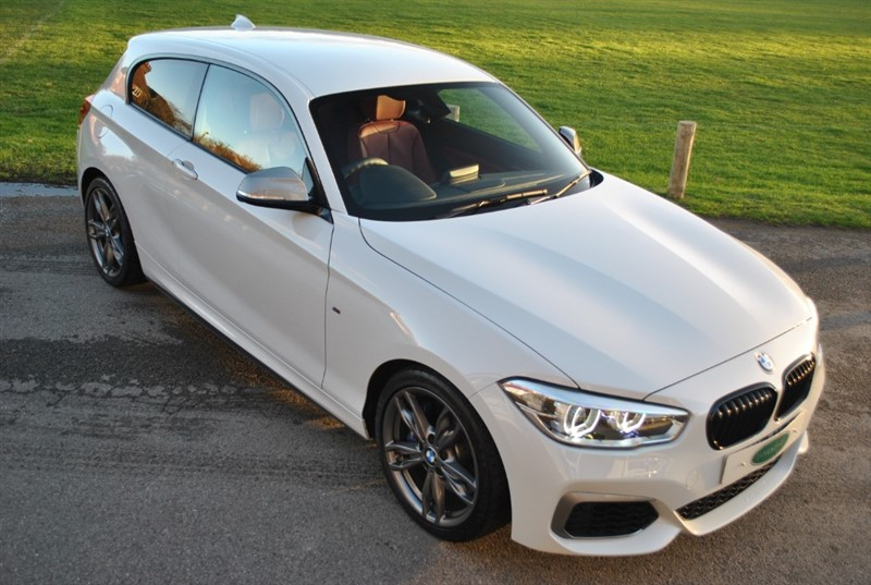 used BMW M140i Harman Kardon / Adaptive Chassis in west-sussex-surrey