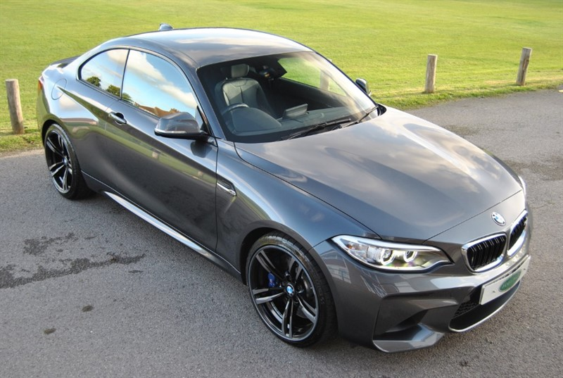 used BMW M2 Coupe Manual in west-sussex-surrey