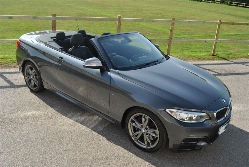used BMW M235i Convertible - 2016 Model in west-sussex-surrey