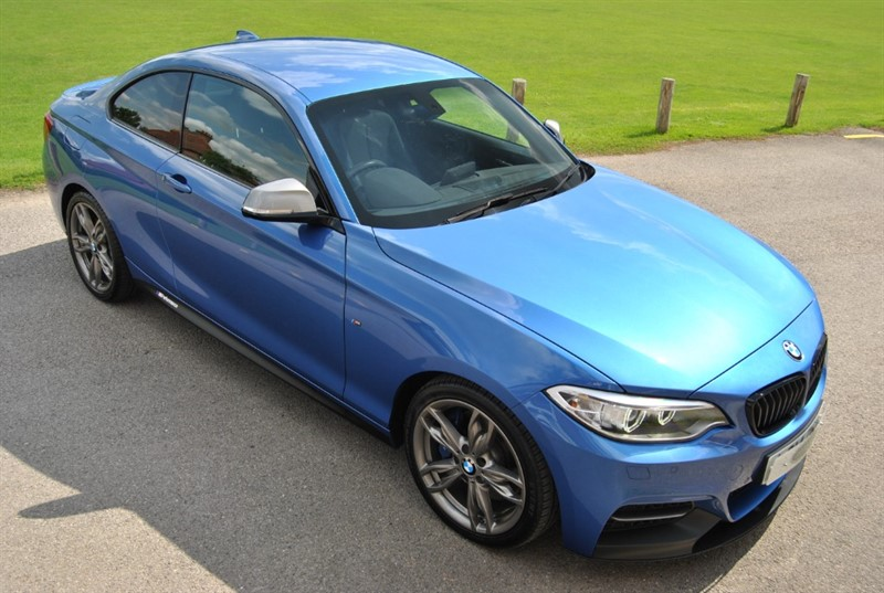 used BMW M235i M Performance Styling in west-sussex-surrey