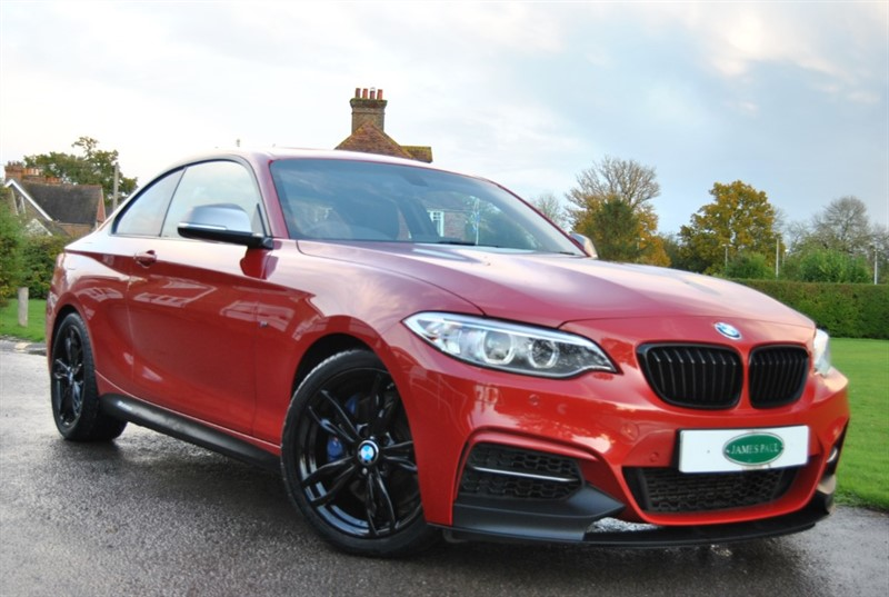 used BMW M235i M Performance Coupe - Pro Nav / Harman Kardon in west-sussex-surrey