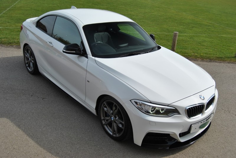 used BMW M235i M Performance Styling Pack in west-sussex-surrey