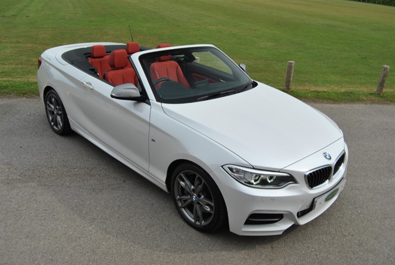 used BMW M240i Convertible in west-sussex-surrey