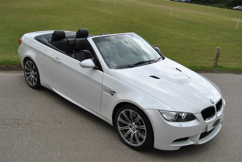 used BMW M3 V8 DCT M DRIVE - HIGH SPEC in west-sussex-surrey