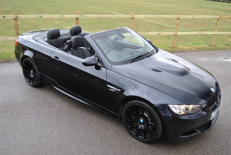 used BMW M3 V8 DCT Convertible in west-sussex-surrey