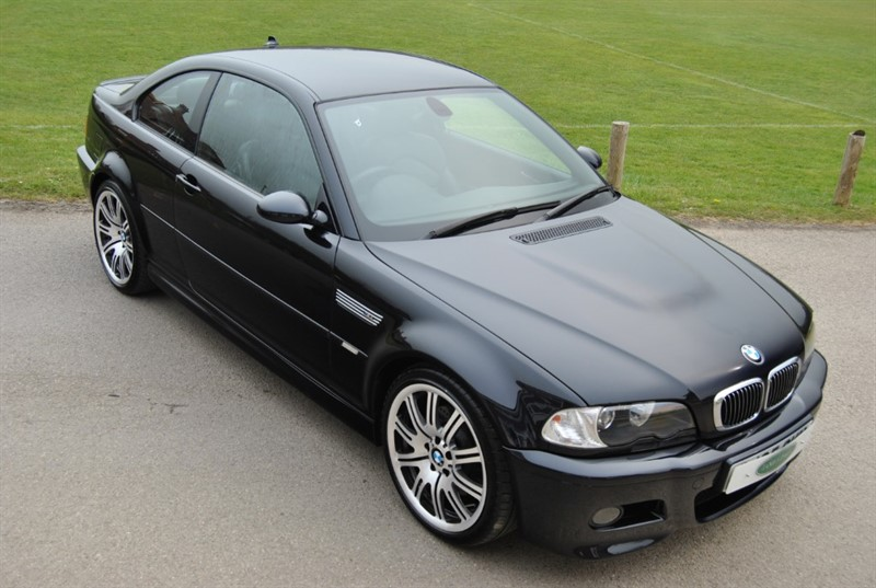used BMW M3 E46 Coupe Manual in west-sussex-surrey
