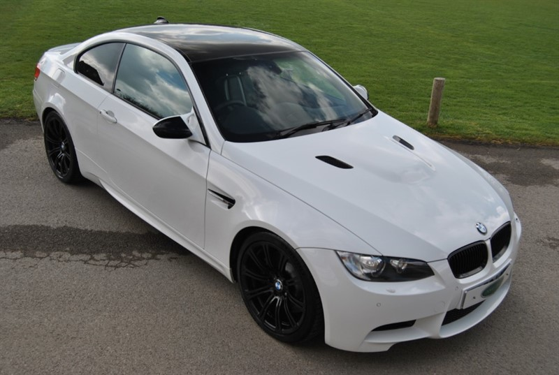 used BMW M3 V8 DCT LTD ALPINE EDITION in west-sussex-surrey