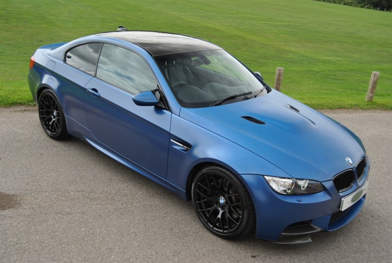 used BMW M3 M PERFORMANCE EDITION - 1 of 30 in west-sussex-surrey