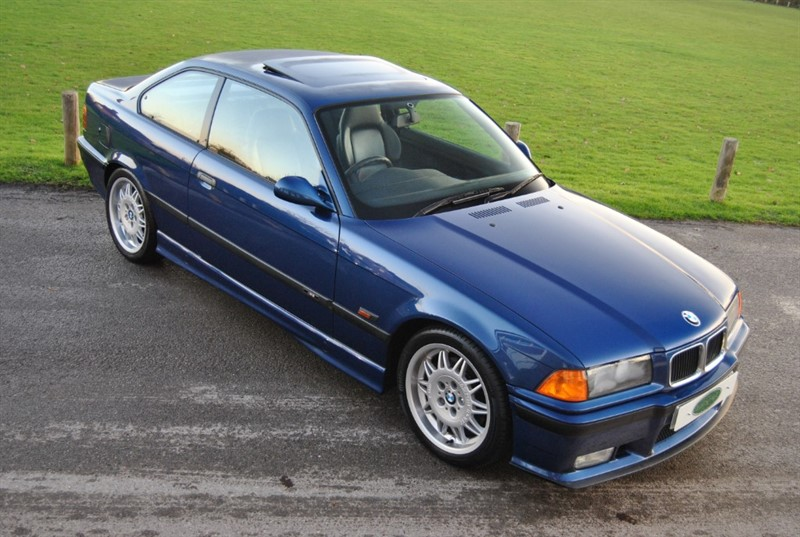 used BMW M3 E36 Coupe in west-sussex-surrey