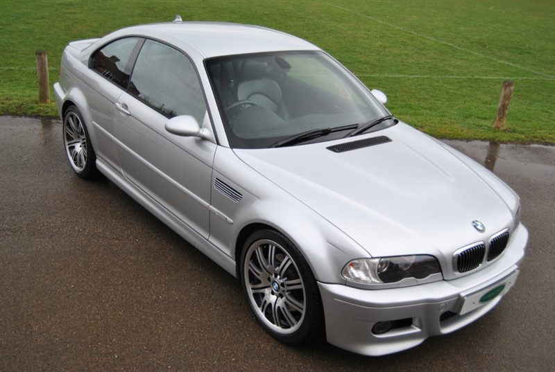 used BMW M3 E46 Face-lift Coupe - Manual in west-sussex-surrey