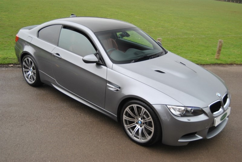 used BMW M3 V8 DCT M Drive in west-sussex-surrey