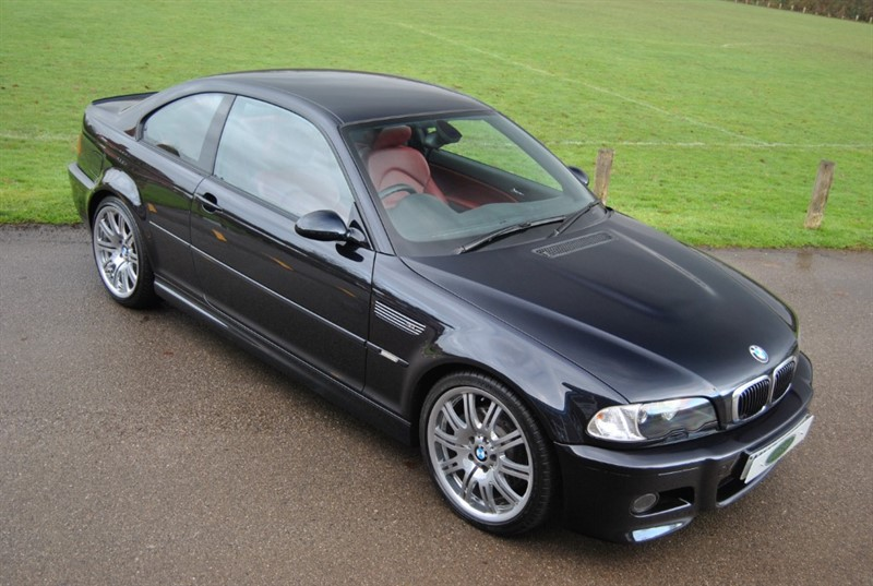 used BMW M3 E46 Manual Coupe in west-sussex-surrey