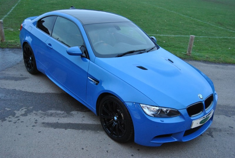 used BMW M3 LIMITED EDITION 500 INDIVIDUAL in west-sussex-surrey