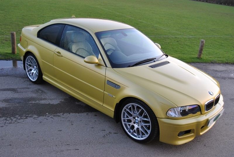 used BMW M3 E46 - 2019 Concours Winner in west-sussex-surrey