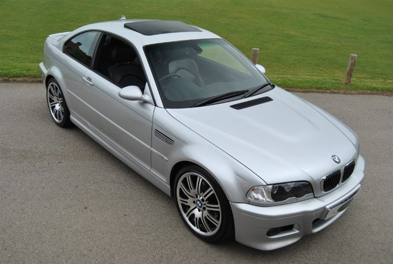 used BMW M3 Coupe Manual in west-sussex-surrey