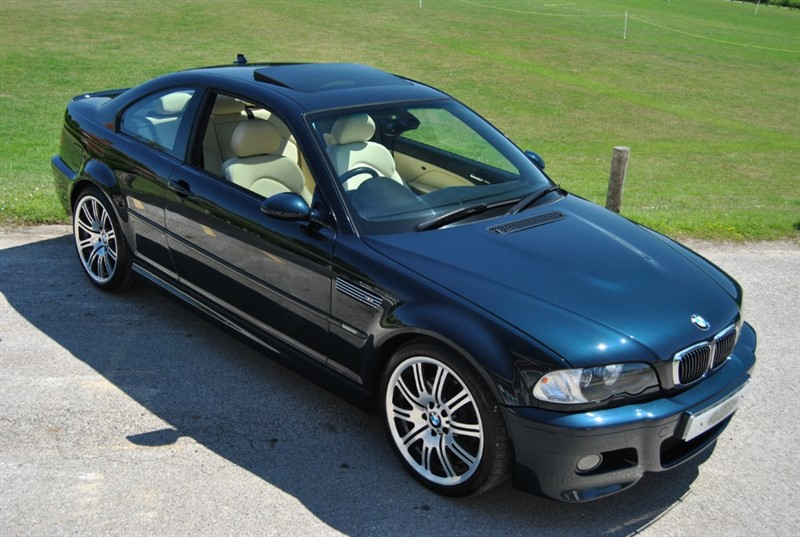 used BMW M3 E46 BMW INDIVIDUAL in west-sussex-surrey