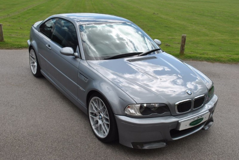 used BMW M3 CSL - 1 of Only 422 UK RHD Cars in west-sussex-surrey