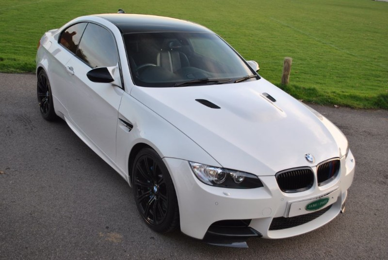 "used BMW M3 V8 DCT 2010 Model "" Individual "" Alpine Edition - 1 Of Only 39 RHD UK Cars in west-sussex-surrey"