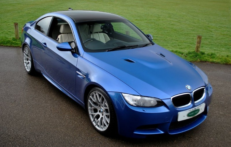 used BMW M3 V8 DCT Competition Pack in west-sussex-surrey