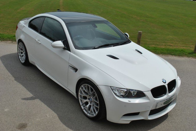 used BMW M3 V8 DCT Coupe - Competition Pack in west-sussex-surrey