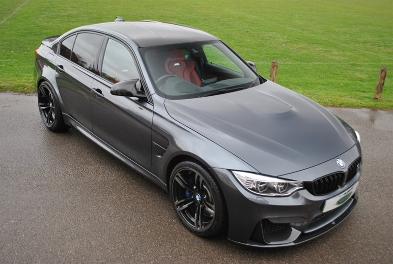 used BMW M3 M DCT - M PERFORMANCE PACK in west-sussex-surrey