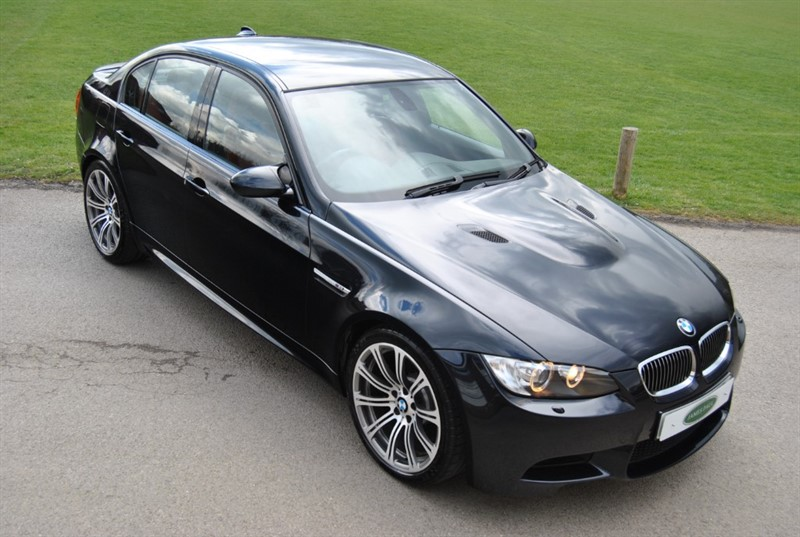 used BMW M3 V8 M Drive SALOON in west-sussex-surrey