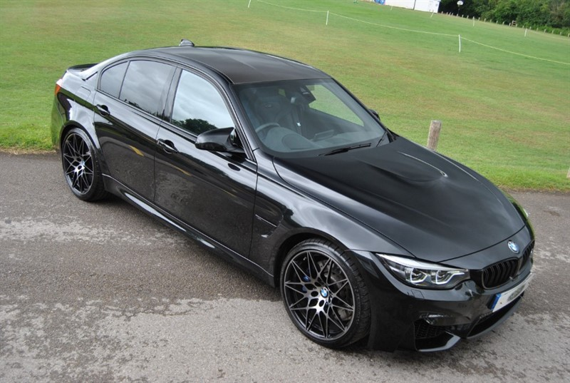 used BMW M3 COMPETITION PACKAGE in west-sussex-surrey