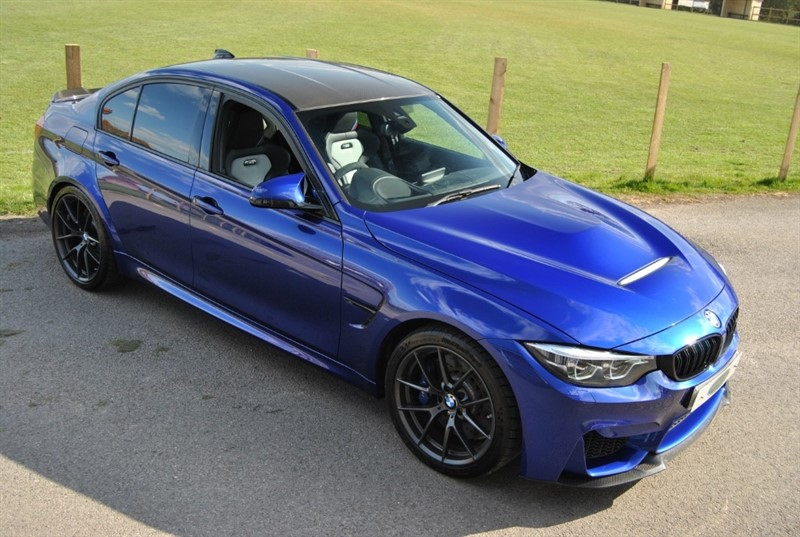 used BMW M3 CS - 1 of Only 94 UK Cars in west-sussex-surrey