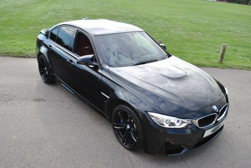 used BMW M3 F80 Saloon DCT  in west-sussex-surrey