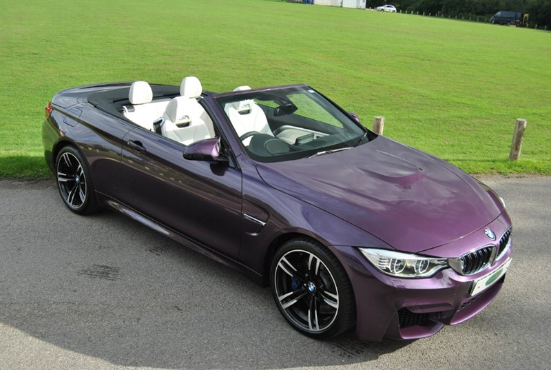 used BMW M4 M DCT BMW
