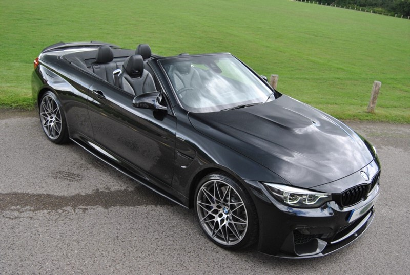 used BMW M4 COMPETITION - AERO CARBON PACK in west-sussex-surrey