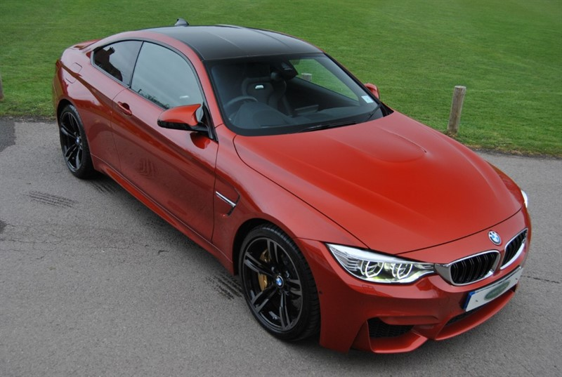 used BMW M4 2016 M/Y - M Carbon Ceramic Brakes in west-sussex-surrey