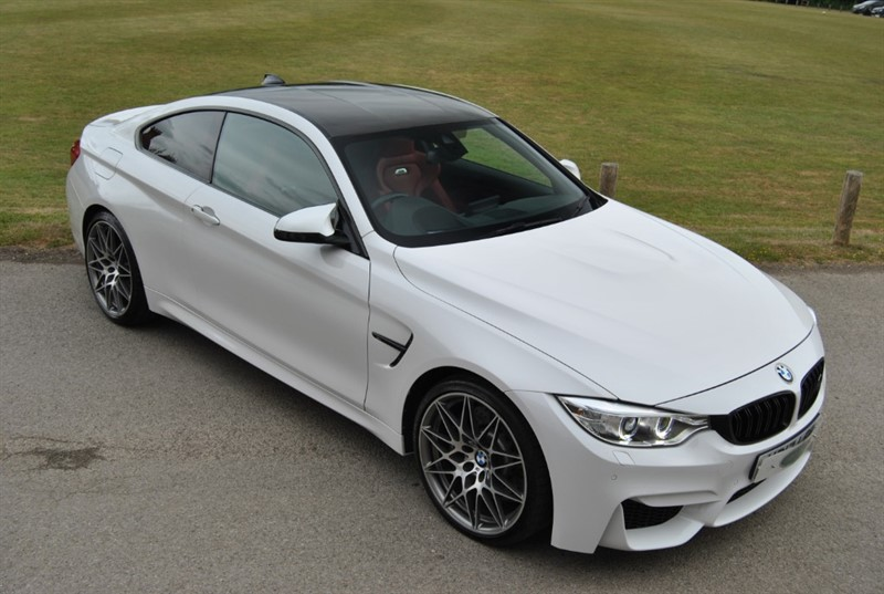 used BMW M4 COMPETITION in west-sussex-surrey
