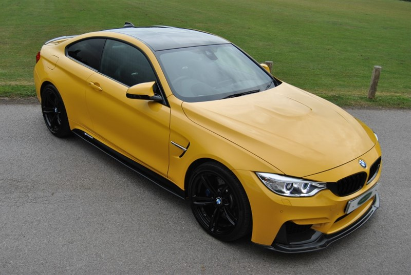 used BMW M4 DCT Coupe