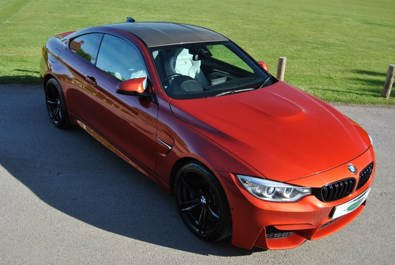 used BMW M4 M DCT - 2016 M/Y in west-sussex-surrey