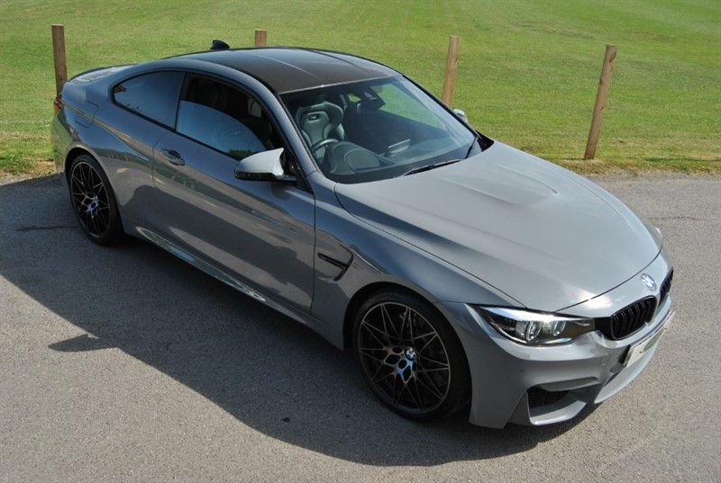 used BMW M4 COMPETITION - BMW