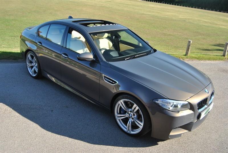 used BMW M5 2014 Model - BMW