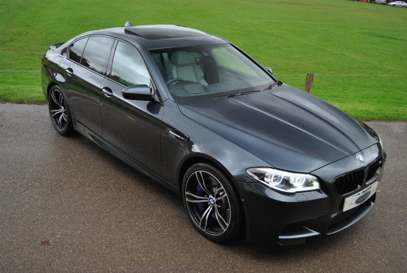 used BMW M5 M DCT Saloon S63 4.4 LCI in west-sussex-surrey