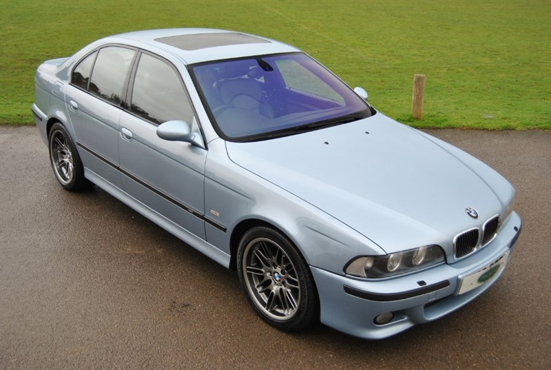 used BMW M5 E39 M5 V8 - Face-lift Updates in west-sussex-surrey