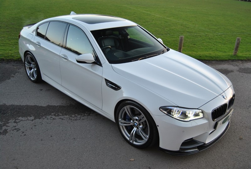 used BMW M5 4.4 Saloon - Huge Specification in west-sussex-surrey