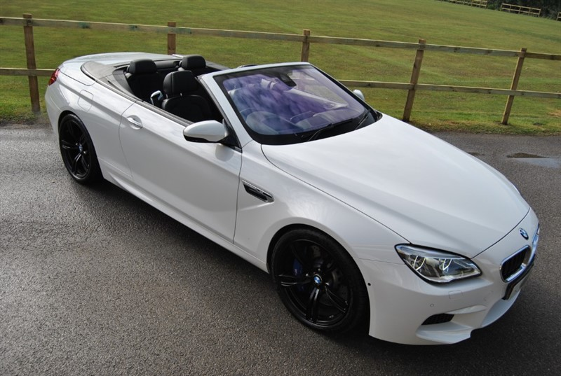 used BMW M6 Competition Convertible - 2018 M/Y in west-sussex-surrey