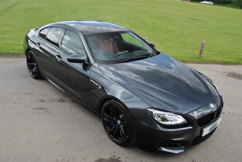 used BMW M6 GRAN COUPE COMPETITION PACK in west-sussex-surrey