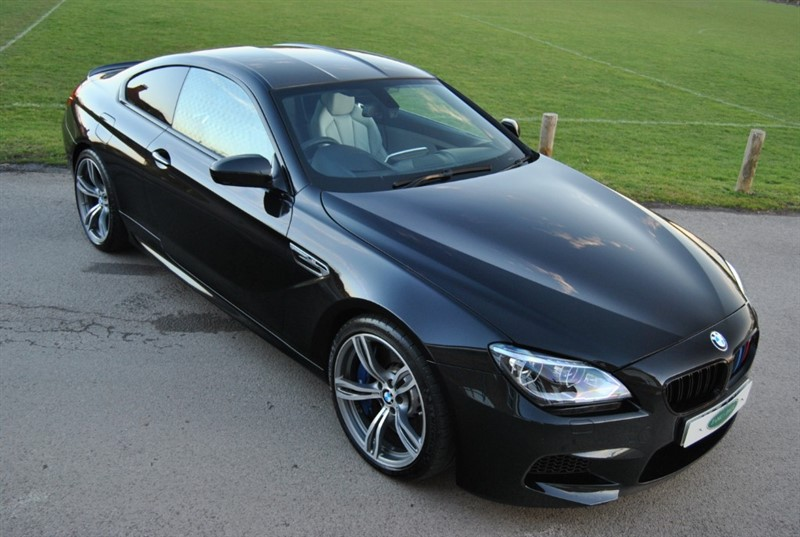 used BMW M6 M DCT Coupe - Head Up / DSP in west-sussex-surrey