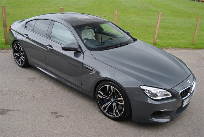 used BMW M6 GRAN COUPE COMPETITION INDIVIDUAL in west-sussex-surrey